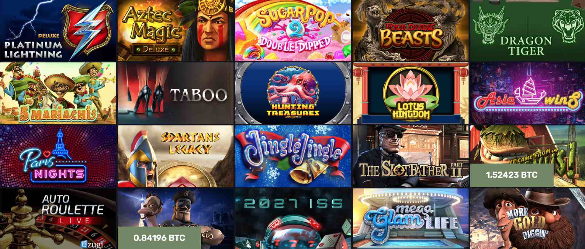 Çevrimiçi bitcoin casino gerçek para 18+